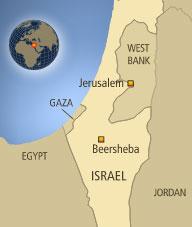 map-israel-gaza